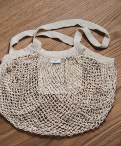 foldaway string shopping bag